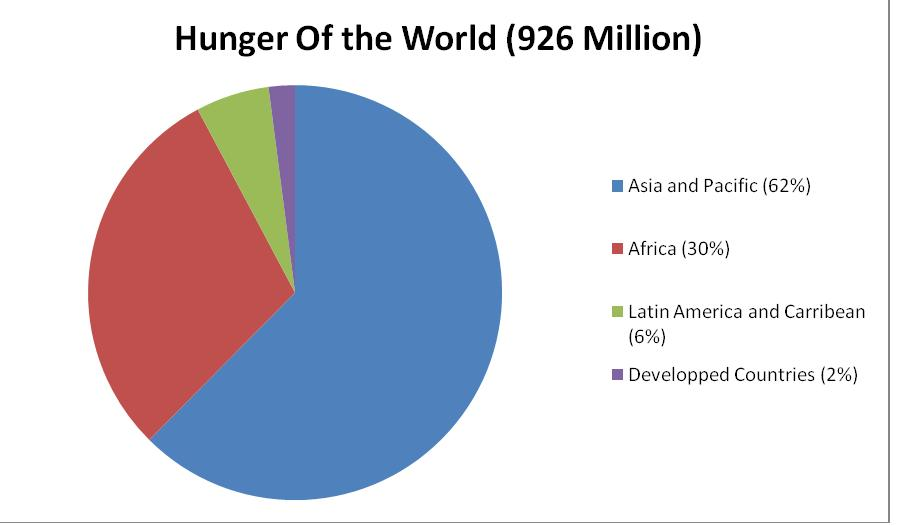 world poverty and hunger essay